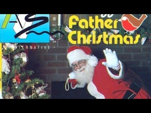 LGR - The Official Father Christmas - Spectrum, CPC, C64 Game Review