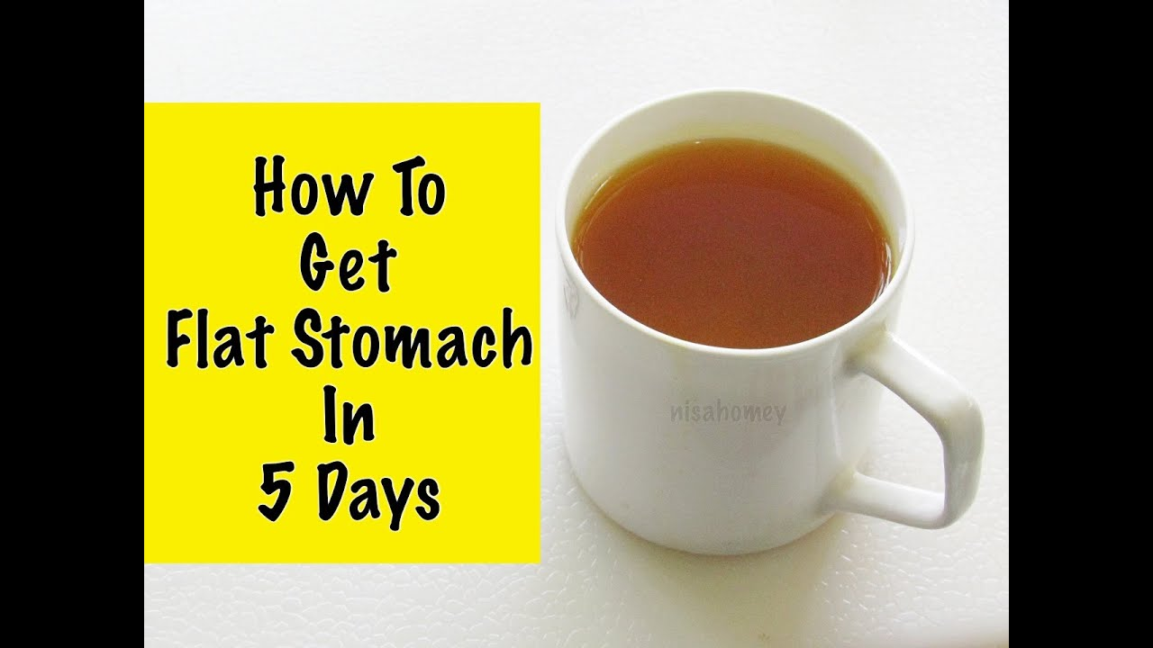 Foods To Eat To Keep A Flat Stomach