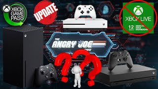 AJS News - No Xbox Series X Exclusives for Years, XCloud Free, Xbox One Stops Production, Lockhart?