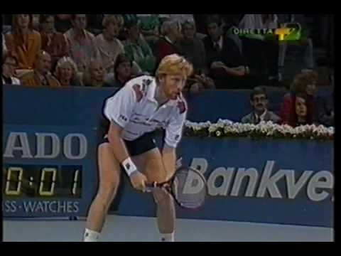 1992   Basilea   Finale   Becker b Korda