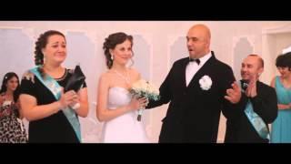 Свадьба Ольги и Глеба Жемчуговых