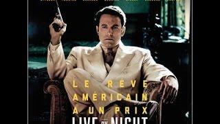 Les Chroniques du Chapelier - Live by Night