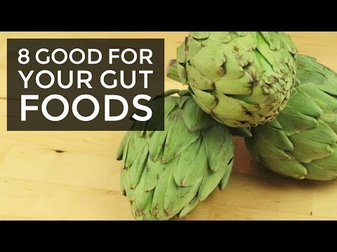 8 Good For Your Gut Foods