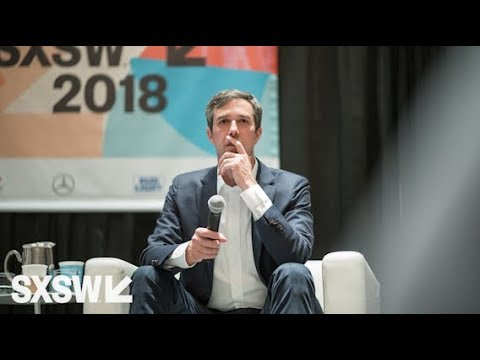 Beto O'Rourke | Can Small-Donor Progressives Win Local Elections? | SXSW 2018