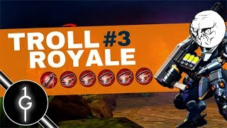 Testing the META with Baron - Crit Worth It? - Troll Royale S2 Ep3