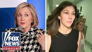Lisa Page Admits Being Told To And39go Easyand39 On Hillary Clinton