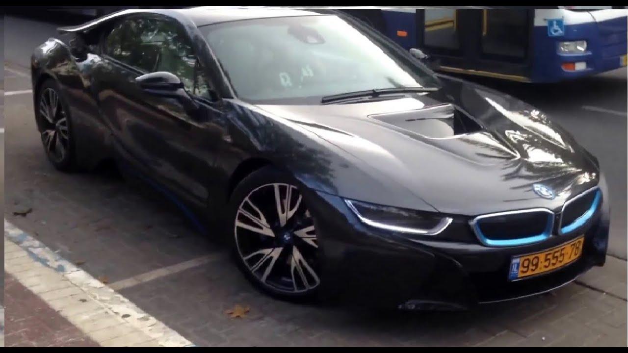 מעולה First BMW I8 in Israel - YouTube VG-41