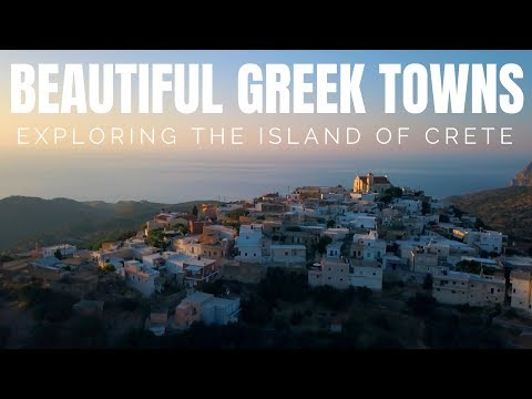 BEAUTIFUL GREECE: EXPLORING EAST CRETE || TRAVEL GREECE