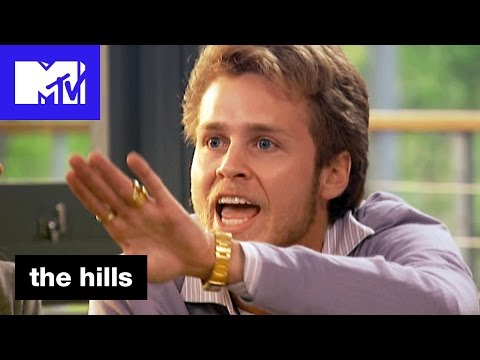 'I Was Proud of Myself' Official Throwback Clip | The Hills | MTV