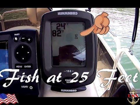 Lowrance And Humminbird Fishfinders, A Side By Side Operation, Comparison