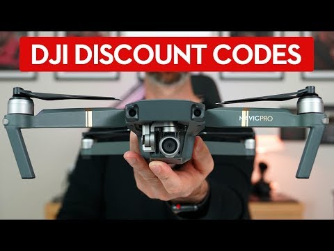 DJI USA Discount Coupon Codes »Mavic Pro Fly More $1,091 » Goggles $331 — ONLY WORKS IN USA