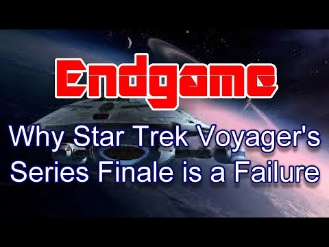 Endgame   Why Star Trek: Voyager's Series Finale is a Failure