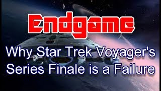 Endgame Review - Why Star Trek: Voyager's Series Finale is a Failure