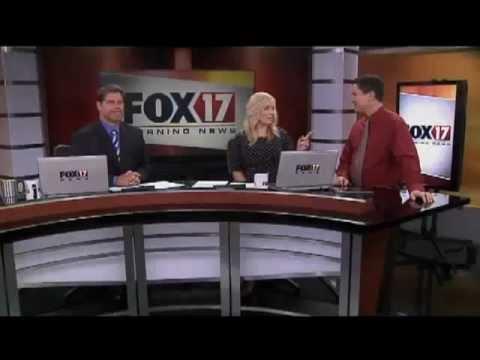 WXMI FOX 17 News Debuts the WeatherBug Program - Grand ...