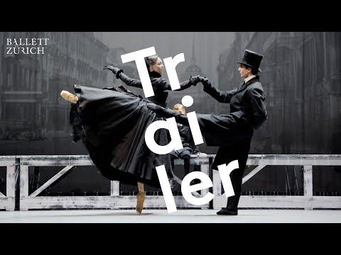ANNA KARENINA - Trailer - Ballett Zürich
