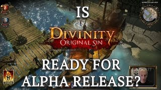 Is Divinity: Original Sin Ready for Alpha Release?