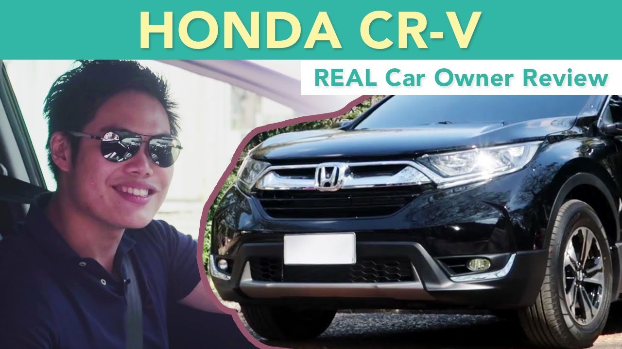 2018 Honda CR-V (REAL Car Owner Review)