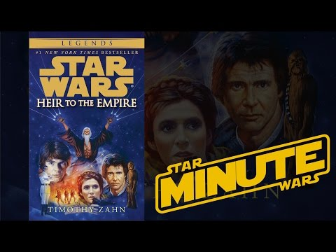 Heir to the Empire by Timothy Zahn (Legends) - Star Wars Minute