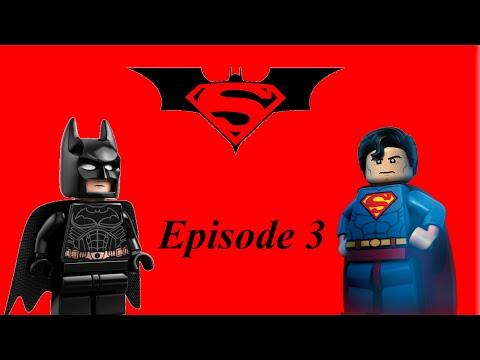 LEGO Batman: Adventures in Gotham City Episode 3: World
