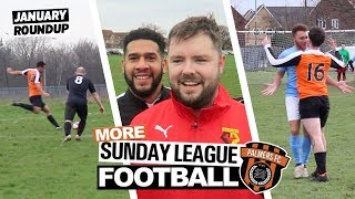 MORE Sunday League Football - PENALTY DRAMA, NEW SIGNINGS & SEMI FINAL PREP