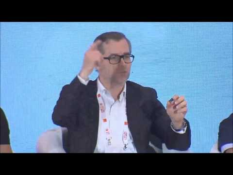 Alto Data Analytics: Pure Industrial Disruption, South Summit 2016, Complete Session
