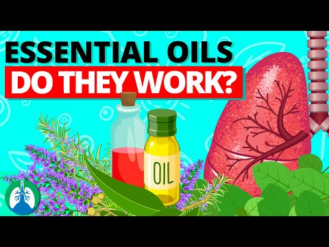 Best Essential Oils for Asthma, Breathing, and Lung Health Do They Work?