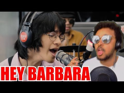 "I CANT GET ENOUGH OF THEM!! IV OF SPADES ""HEY BARBARA"" WISH 107.5 REACTION"