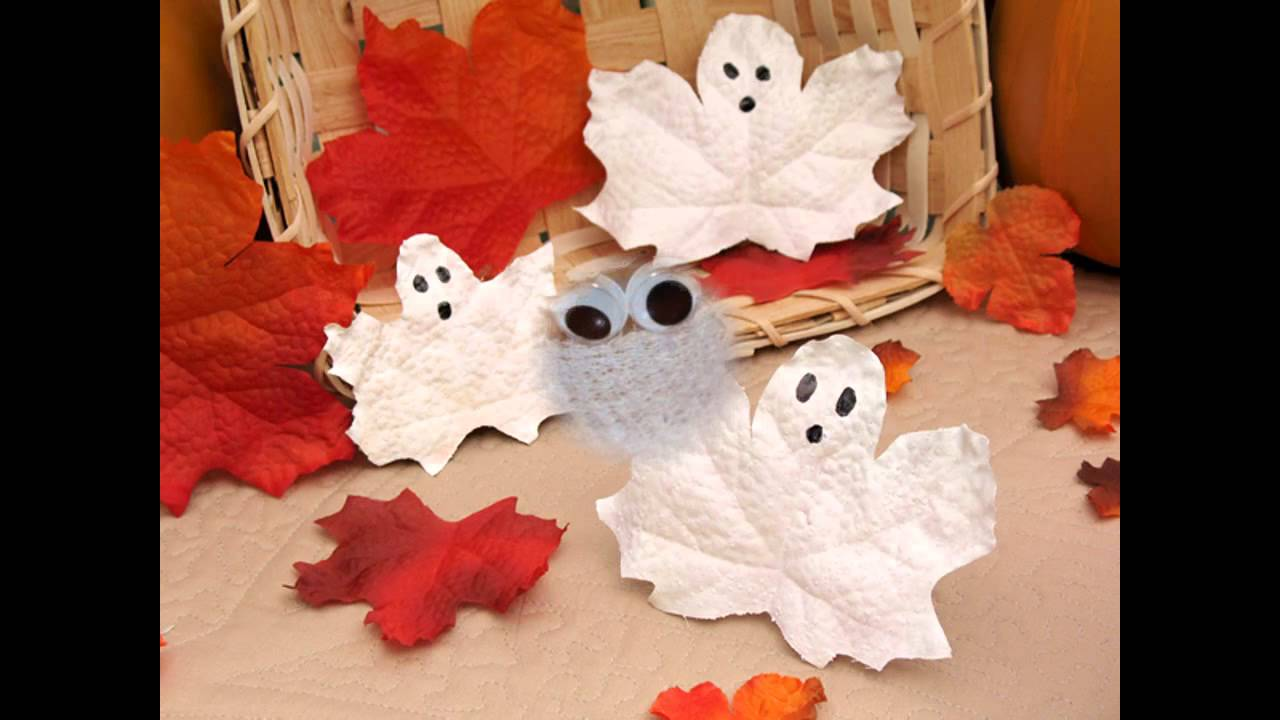 easy halloween arts and crafts for kids youtube