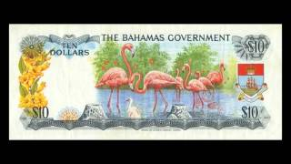 All Bahamian Dollar Banknotes   1965 Currency Notes Issue