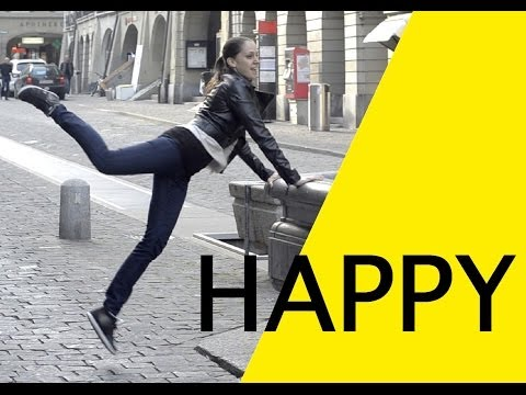 Pharrell Williams - HAPPY (We Are From Bern) DAS FINALE