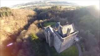 Castle Campbell,Scotland
