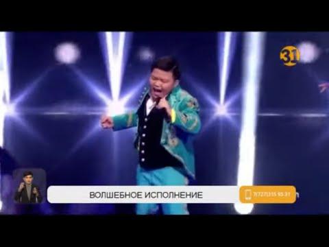 Ержан Максим из Уральска занял второе место на детском Евровидении в Польше