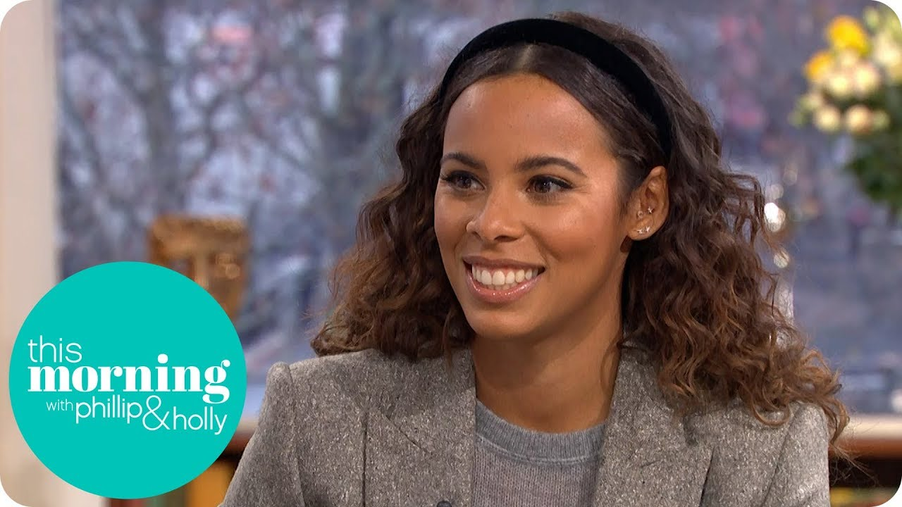 Rochelle Humes Reveals How Her Daughter Inspired Her New Book This Morning Youtube