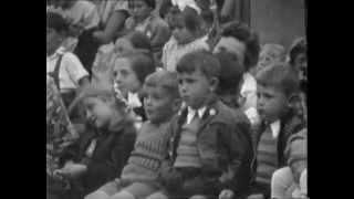 Film 1953 - Kindergarten St. Leonhard - Heidenheim an der Brenz