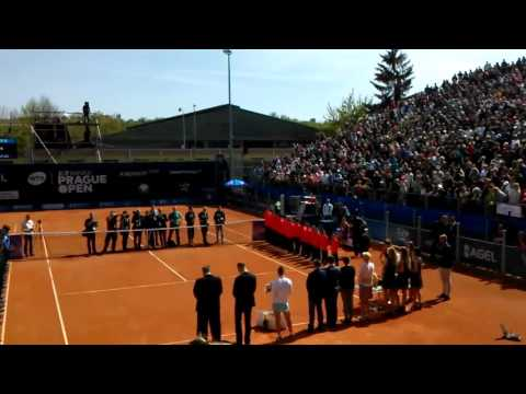 Thumbnail: WTA Prague Open J&T Banka 2016 final ceremony Stosur Safarova