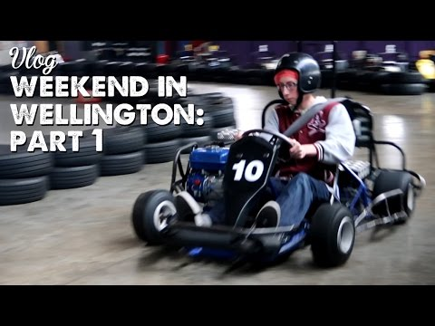 Vlog: Weekend in Wellington, Part 1 | A Thousand Words