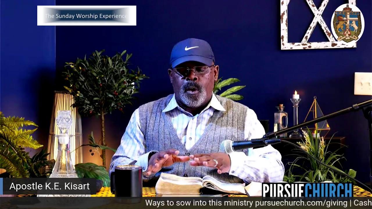 The Kingdom...Pursue It! (pt.2)