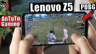 Lenovo Z5 Performance Test: Gaming & Benchmarks