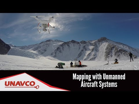 Mapping with Unmanned Aircraft Systems