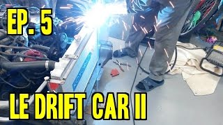 Project 240 - Le Drift Car II | Ep. 5 - KOYO Radiator!