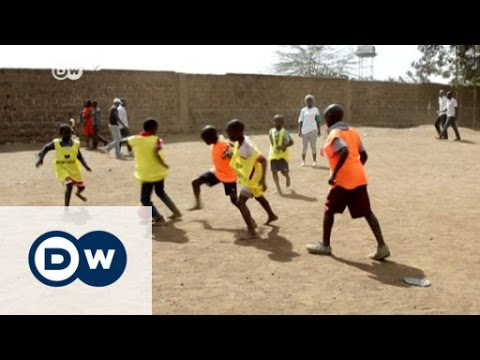 Doreen Omondi - Empowerment through soccer | DW News