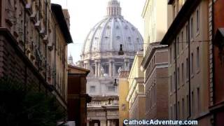 Catholic Kid: The Vatican