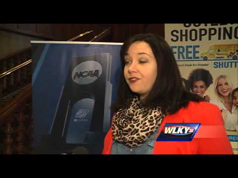 Businesses in downtown Louisville are booming during NCAA traffic