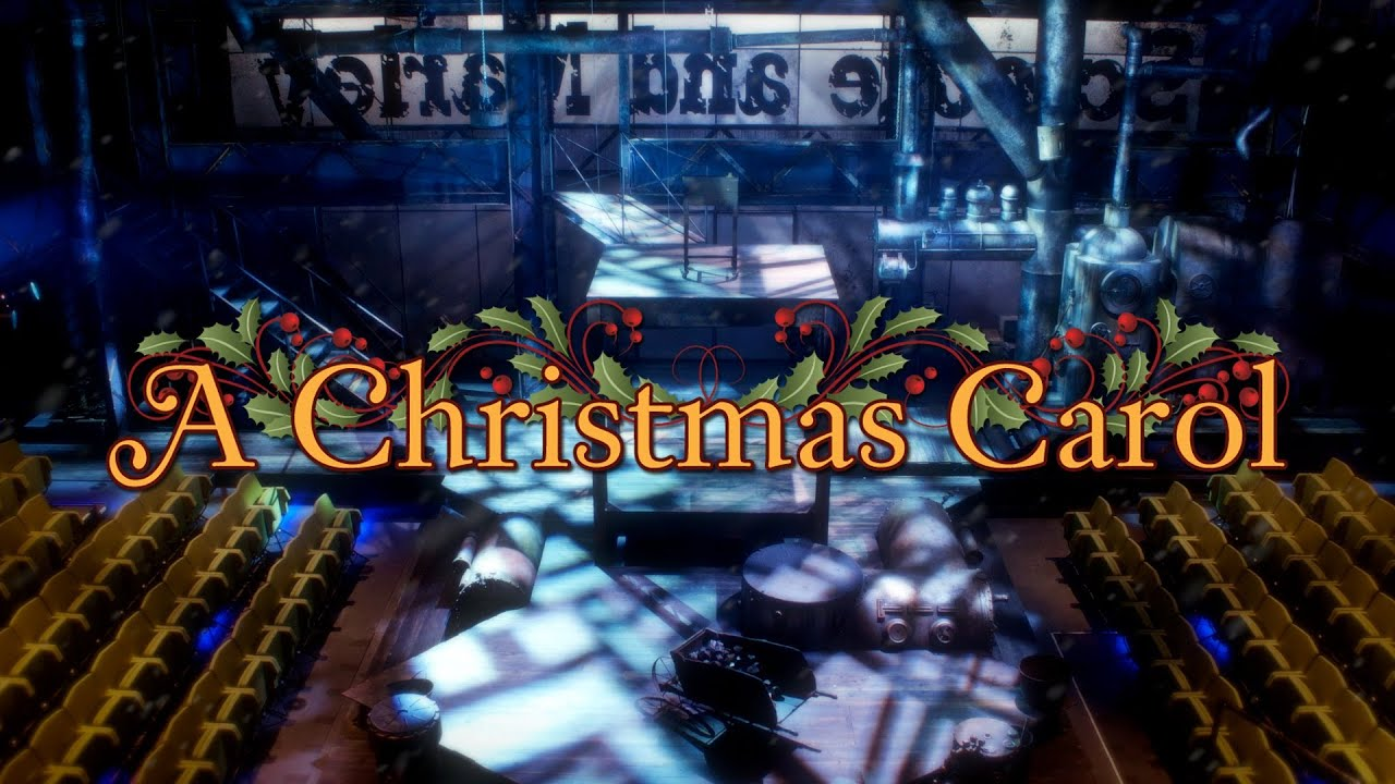 Dallas Theater Center Builds the New Set for A Christmas Carol ...