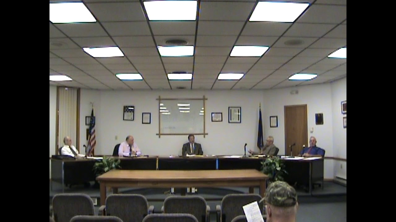 Rouses Point Village Board Meeting  11-6-17
