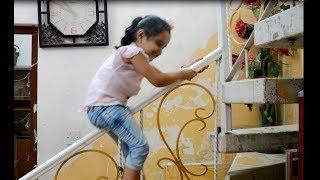 تحشيش اول يوم الدوام#وماتقبل تروح بنوته للمدرسة_ تريد تلعب طه البغدادي