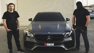 Обзор - E63s W213 Stage 1.5 PP Performance Abu Dabi
