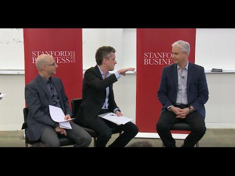 The Industrialist's Dilemma Session 6: Charlie Scharf, Visa