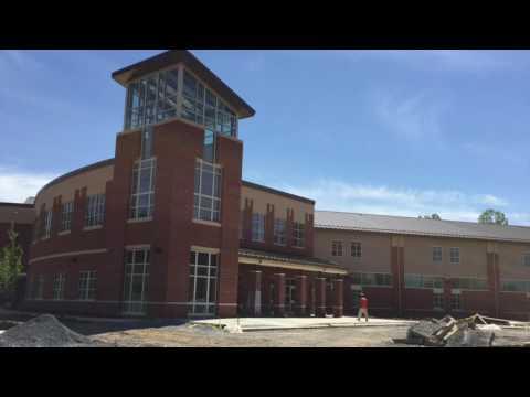 The New John Kerr Elementary School