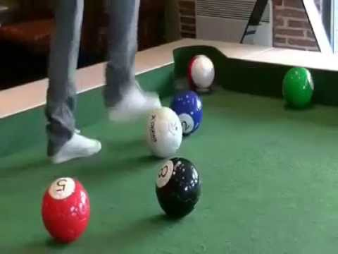 human football pool skills - youtube